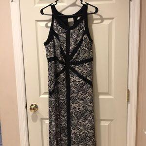 Dress barn maxi dress